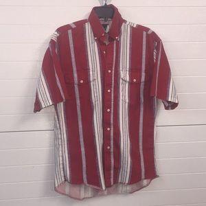 Vintage wrangler western shirt